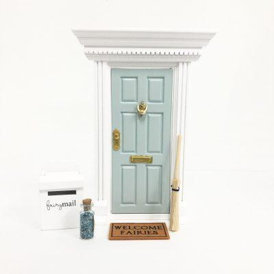Fairy Doors. Fairy Door. Blue Fairy Door. Fairy. Fairy Dust. Fairy Letterbox.